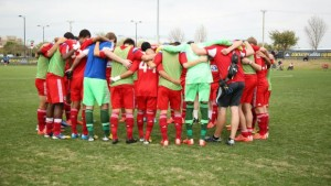 Brothers United. A tight knit group of academy players come up big